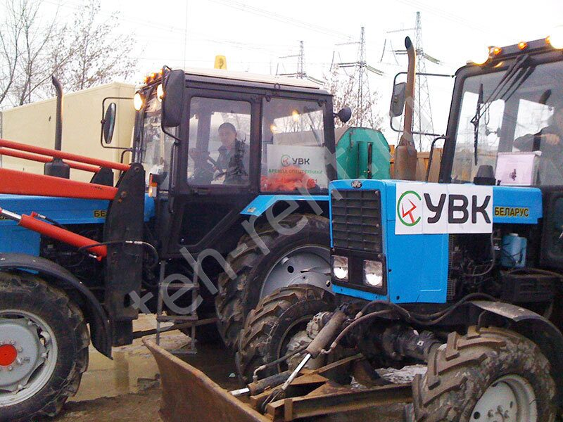 Аренда трактора МТЗ с. - vovdi.ru